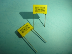Interference Suppression Capacitor (安规滤波电容器 Class-X2)