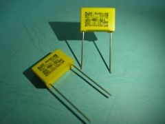 Interference Suppression Capacitor (Class-X2)